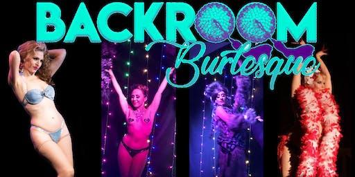 Backroom Burlesque for Women's Fest