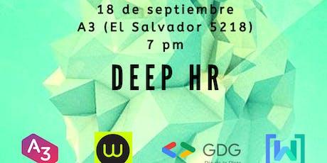 DeepHR: para qué usamos la tecnología en recruiting? entradas