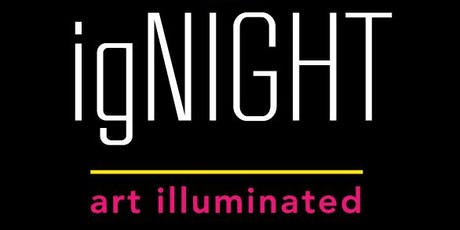 igNIGHT: art illuminated Guided Bus Tour tickets