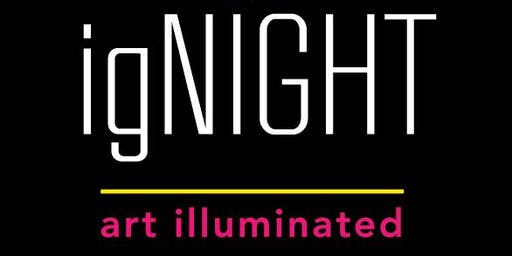 igNIGHT: art illuminated Guided Bus Tour
