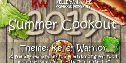KWPP 2019 Cookout- Theme: Keller Warrior