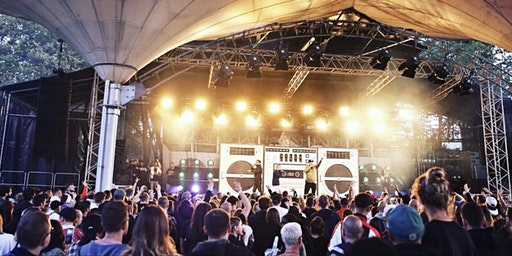 Cologne Hip Hop Open Air - Tanzbrunnen Köln