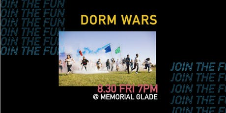 Dorm Wars - Opening Ceremony (For Incoming Cal Freshman) tickets