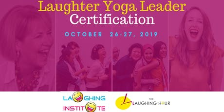 Laughter Yoga Leader Certification tickets