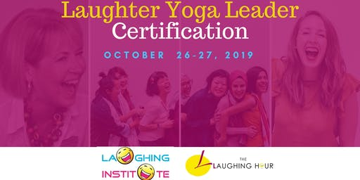 Laughter Yoga Leader Certification