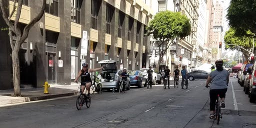 BEST Class: Bike 2 - Rules of the Road (Downtown LA)