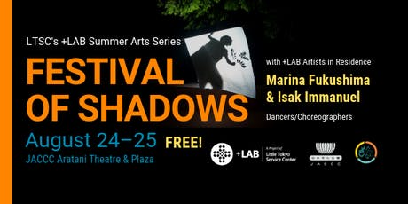FESTIVAL OF SHADOWS: Mapping Invisible Dances tickets
