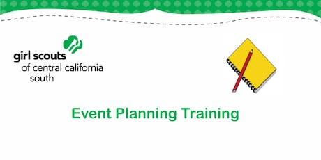 Event Planning Training - Fresno tickets