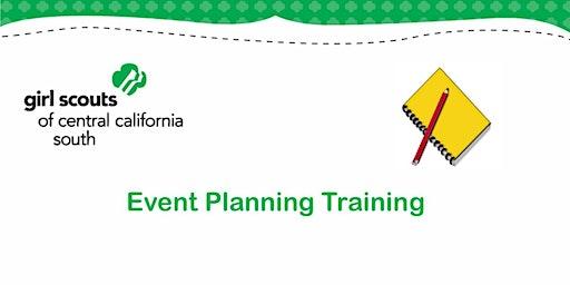 Event Planning Training - Fresno