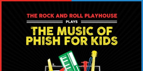 The Music of Phish for Kids - Halloween Spooktacular! tickets
