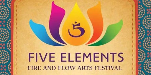 Five Elements  2019 at Fort Awesome