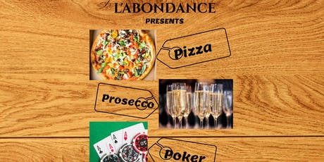 Singles Pizza Prosecco & Poker Evening tickets