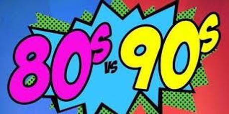 DC 80s vs 90s - Washington, DC  tickets