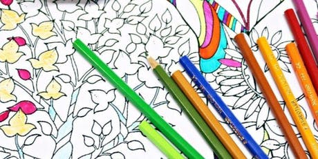 Coloring Books for Adults Tickets, Mon, Sep 9, 2019 at 2:30 PM ...