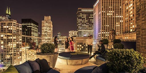 Network with Us at Virgin Hotel's Cerise Rooftop!