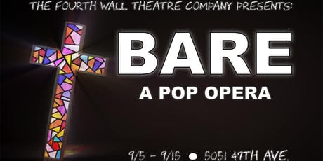 BARE: A Pop Opera tickets