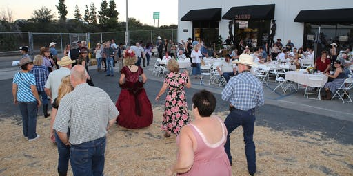 Cowboy Casino Night to Support Wounded Warrior Project