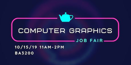 Computer Graphics Job Fair tickets
