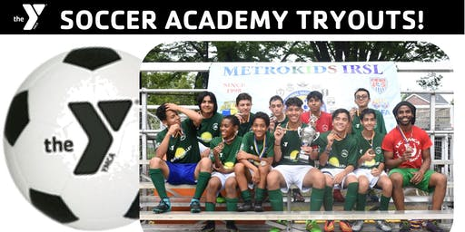 Long Island City YMCA Soccer Academy Tryouts