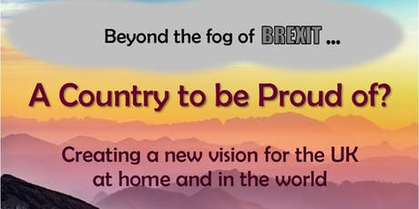 A Country to be proud of? tickets