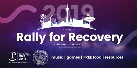 2019 Las Vegas Rally for Recovery tickets