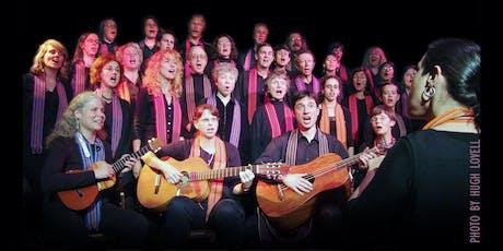 La Peña Community Chorus 40th Anniversary Concert tickets