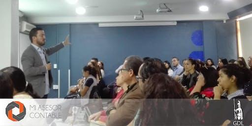 Auditorias del SAT con CFDI 3.3, REP y CFDI de Nóminas GDL
