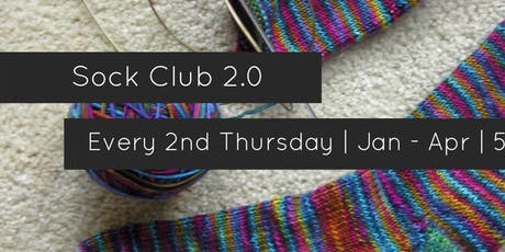 Sock Club 2.0 tickets