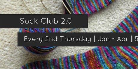 Sock Club 2.0 tickets