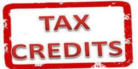 Federal AZ Research and Development Tax Credits tickets