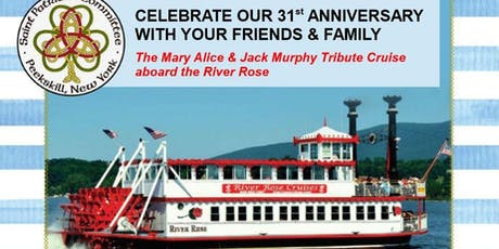 The Mary Alice & Jack Murphy Tribute Cruise aboard the River Rose tickets