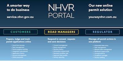 Rockhampton QLD - NHVR Portal Access Permits Customer Essentials Training (12 September 2019, 8.00am to 11.00am AEST)