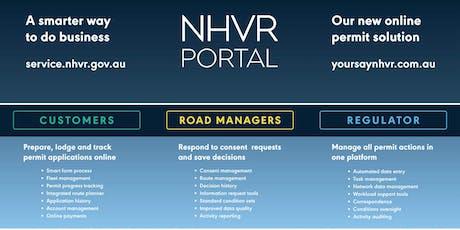 Rockhampton QLD - NHVR Portal Access Permits Customer Essentials Training (12 September 2019, 8.00am to 11.00am AEST) tickets