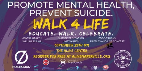 Walk 4 Life tickets