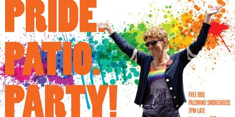 Pride Patio Party with Alberta's NDP Caucus tickets