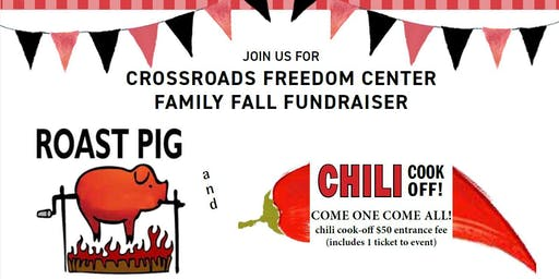 CrossRoads 2019 Fall Fundraiser