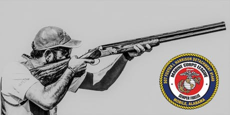 1st Annual Clay Shoot - Sgt Foster L Harrington Det Marine Corps League tickets