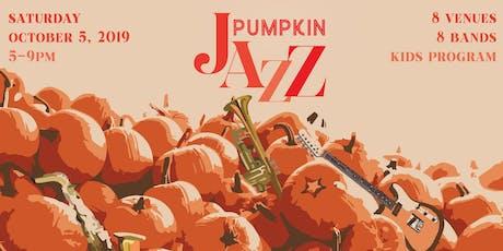 Pumpkin Jazz tickets