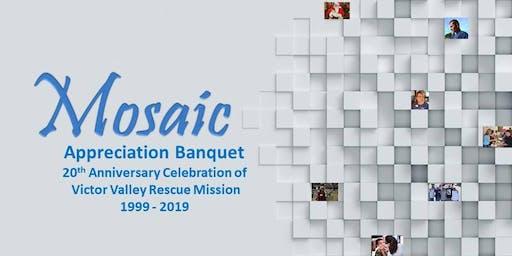 Victor Valley Rescue Mission 2019 Donor Appreciation Banquet
