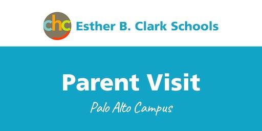 Esther B. Clark School Tour - Palo Alto Campus