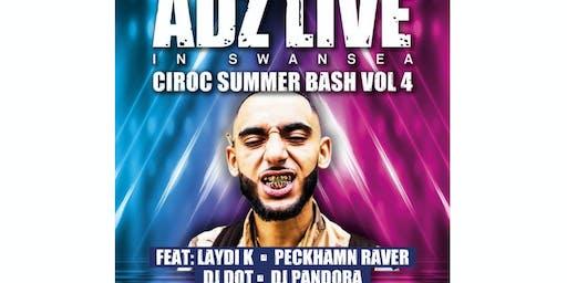 Adz Live In Swansea