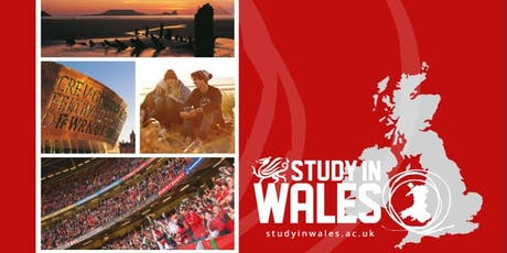 Learn about College Opportunities in Wales--Study in Wales! tickets