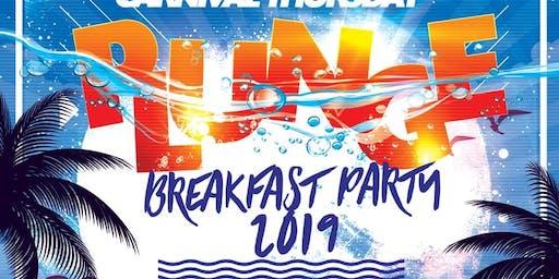 Plunge Miami Carnival Breakfast Fete