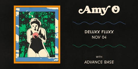 Anna Burch/ Amy O/ Advance Base tickets
