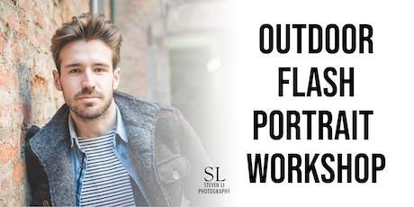 Workshop - Photography 202: Outdoor Flash Portrait tickets