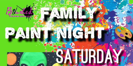 Outdoor Family paint tickets