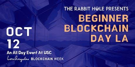Beginner Blockchain Day LA tickets