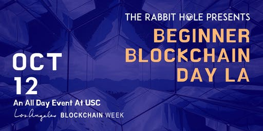 Beginner Blockchain Day LA