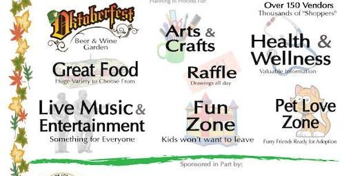 Granada Hills Street Faire, Car Show & Oktoberfest