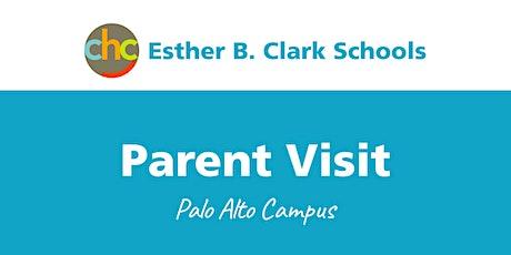 Esther B. Clark School Tour - Palo Alto Campus tickets